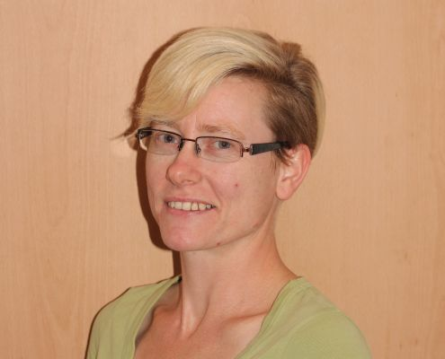 Sandra Meinhold - Vorstand 3